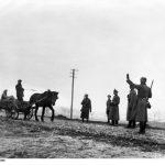 Polen, Kontrolle durch deutsche Soldaten