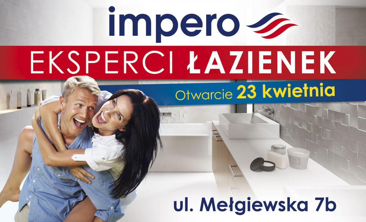 Nareszcie W Lublinie Salon Impero Eksperci łazienek