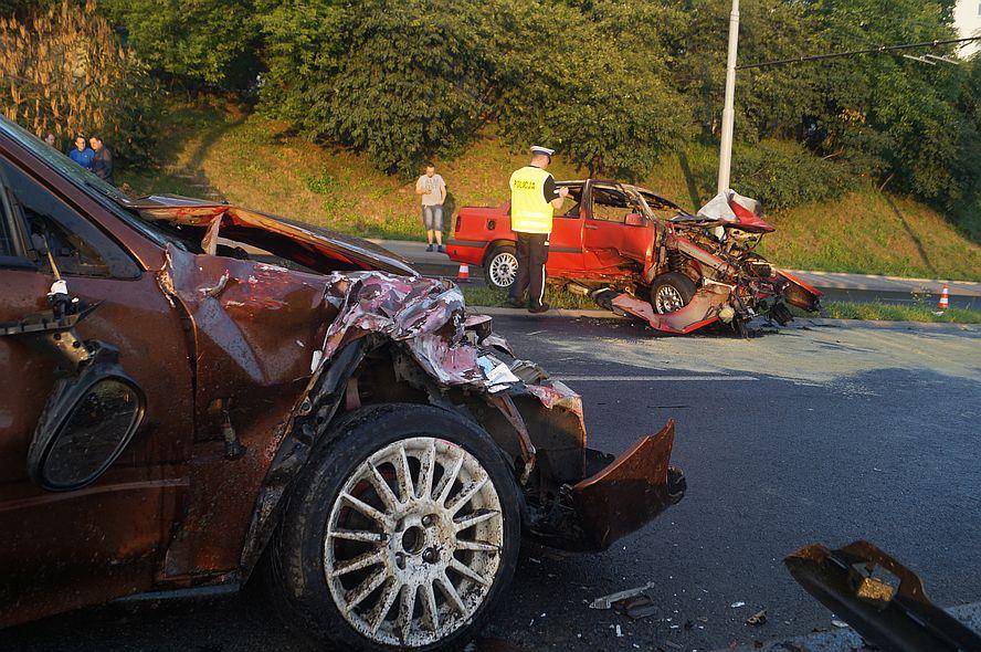 Niejasne okolicznosci wypadku na ul. Nadbystrzyckiej