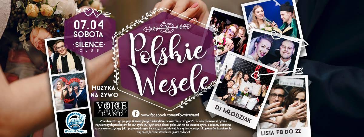 Polskie Wesele W Silenceclub Oddajemy Zaproszenia Na Wyjątkową