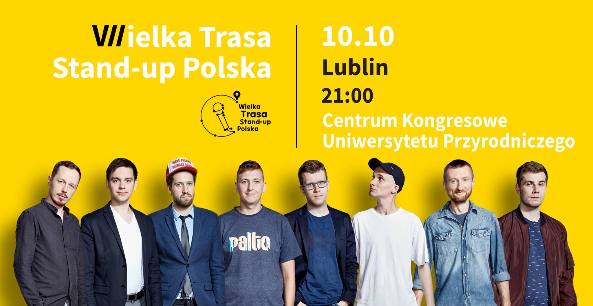 plakat WT Lublin 10.10